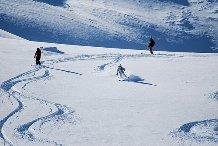 skiën in Turkije