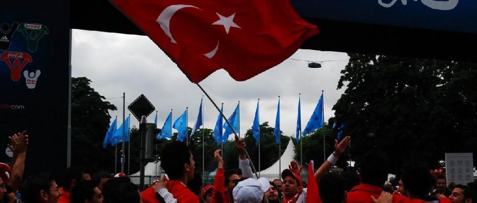 turkije voetbal fans