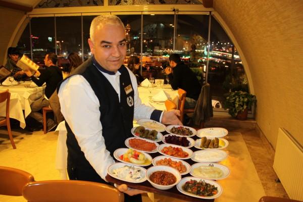 Turkse Keuken - mezes